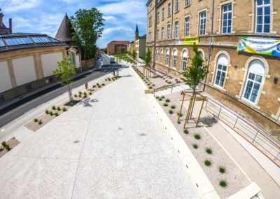 PARAY-LE-MONIAL – RESTRUCTURATION DE LA RUE PASTEUR